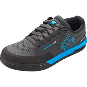 adidas Five Ten Freerider Pro Shoes Women carbon/shock cyan/core black